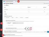 1 วิธีปิด xmlrpc WordPress ด้วย Plugin Wordfence
